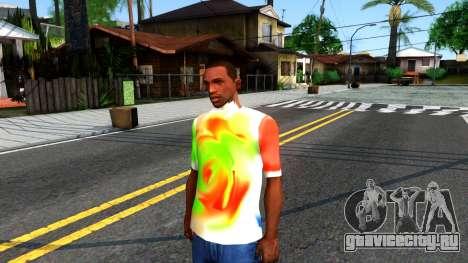 Mix T-Shirt для GTA San Andreas