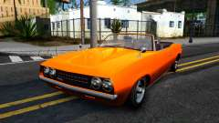 GTA V Declasse Vigero Retro Rim для GTA San Andreas