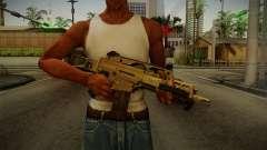 HK G36C v4 для GTA San Andreas