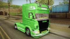 Scania Old School