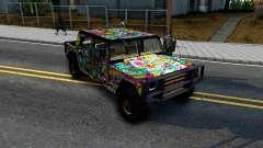 Sticker Patriot для GTA San Andreas