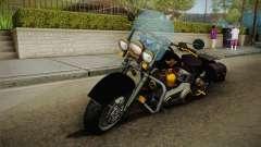Harley-Davidson Fat Boy Lo Vintage 1992 v1.1 для GTA San Andreas