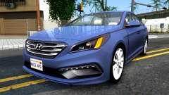 Hyundai Sonata 2016 для GTA San Andreas