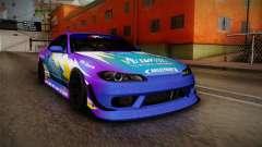 Nissan Silvia S15 BN-Sports для GTA San Andreas