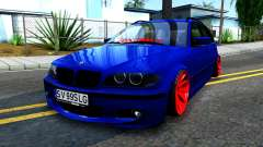 BMW E46 Touring Facelift для GTA San Andreas