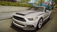 Ford Mustang RTR Spec 2 2015 для GTA San Andreas