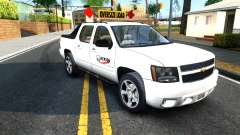 2007 Chevy Avalanche - Pilot Car