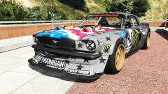 Ford Mustang 1965 Hoonicorn v1.3 drift [add-on] для GTA 5