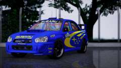 Subaru Impreza WRX STI WRC Rally 2005 для GTA San Andreas