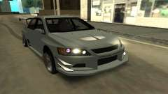 Mitsubishi Lancer Evo9 для GTA San Andreas