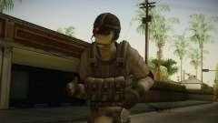 Resident Evil ORC - USS v2 для GTA San Andreas