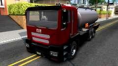 GTA V MTL Dune Oil Tanker