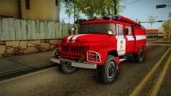 ЗиЛ 131 Амур Пожарная Машина