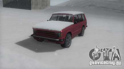 Huntley Winter IVF для GTA San Andreas