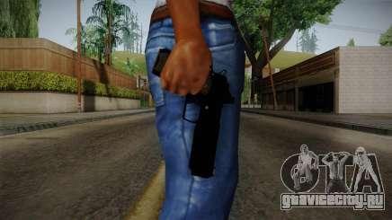 GTA 5 Heavy Pistol для GTA San Andreas