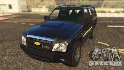 Chevrolet Blazer 4x4 для GTA 5