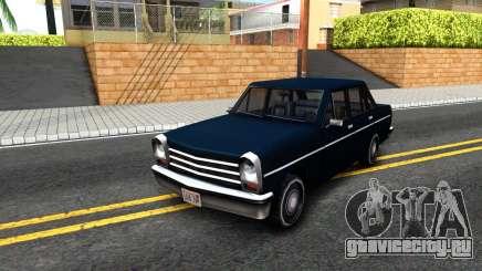 Perennial Sedan для GTA San Andreas