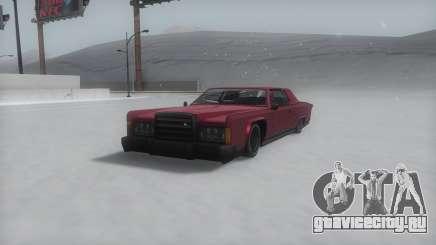 Remington Winter IVF для GTA San Andreas