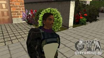 Ленс Венс (Черныш) для GTA San Andreas