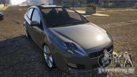Fiat Bravo 2011 для GTA 5