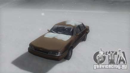 Primo Winter IVF для GTA San Andreas
