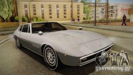 Maserati Ghibli v0.1 (Beta) для GTA San Andreas