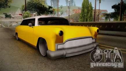 Custom Cab для GTA San Andreas