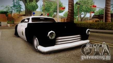 Hermes Classic Police Las Venturas для GTA San Andreas