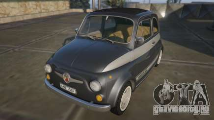 Fiat Abarth 595ss Racing ver для GTA 5