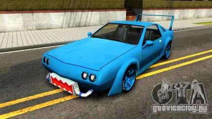 New Buffalo Custom для GTA San Andreas
