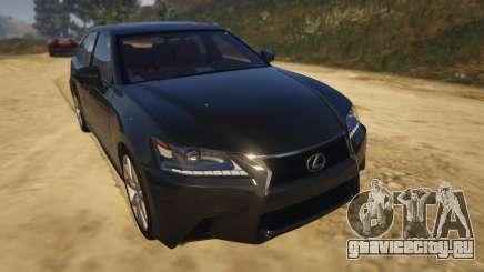 Lexus GS 350 для GTA 5