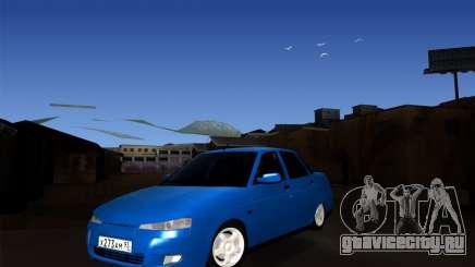 VAZ 2110 BPAN для GTA San Andreas