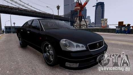GTA V Intruder 2x для GTA 4 вид справа