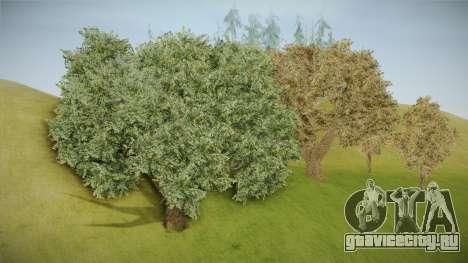 GTA 4 Vegetation для GTA San Andreas