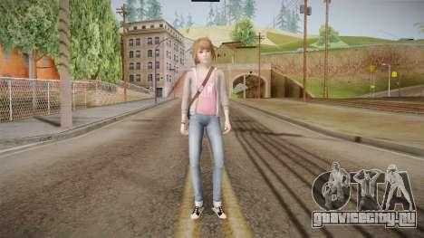 Life Is Strange - Max Caulfield EP1 v1 для GTA San Andreas второй скриншот