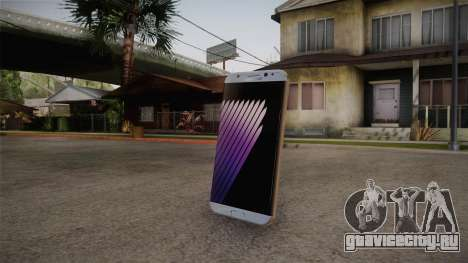 Galaxy Note 7 Grenade для GTA San Andreas