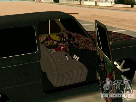 ЗАЗ 968М Мега Колхоз для GTA San Andreas вид справа