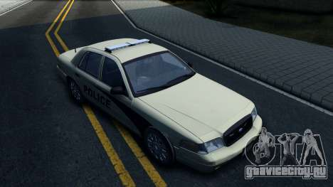 Ford Crown Victoria Generic 2010 для GTA San Andreas вид справа
