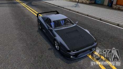 Str1keZs Cheetah для GTA San Andreas вид справа