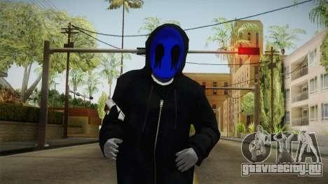 Eyeless Jack Skin для GTA San Andreas