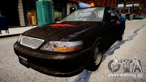 хХх Taxi для GTA 4