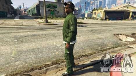 Ryder для GTA 5 второй скриншот