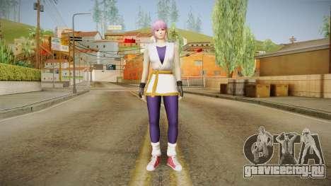 Dead Or Alive 5 - Ayane KOF DLC Costume для GTA San Andreas второй скриншот