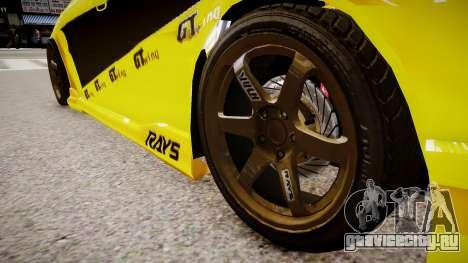 Toyota Chaser Tokyo Drift для GTA 4