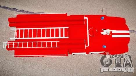 ЗиЛ 130 AЦ 40 для GTA 4 вид изнутри