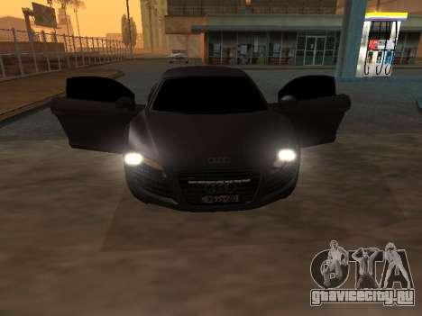 Audi R8 Armenian для GTA San Andreas