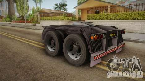 Double Trailer Timber Brasil v3 для GTA San Andreas