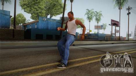 GTA 5 Анимации для GTA San Andreas второй скриншот
