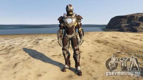 Iron Man Mark 24 Tank для GTA 5