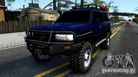 Toyota Land Cruiser 80 для GTA San Andreas